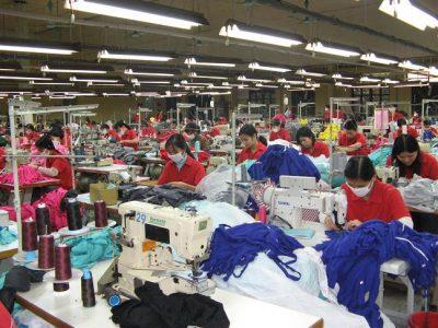 Myanmar nhắm tới mục tiêu xuất 12 tỷ USD khẩu hàng may mặc vào năm 2020