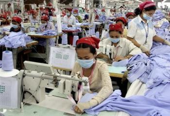 Campuchia: Xuất khẩu dệt may và da giày sang Nhật Bản tăng đột biến